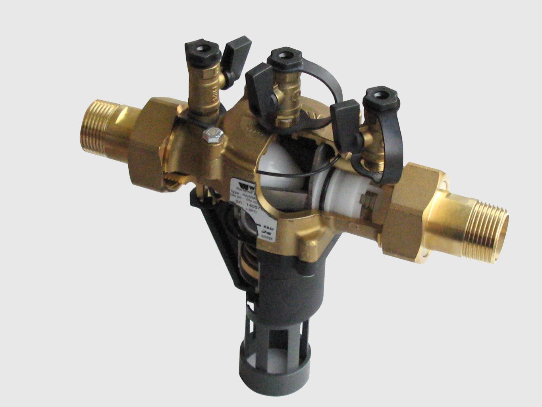 RPZ valve testers, RPZ valve testing